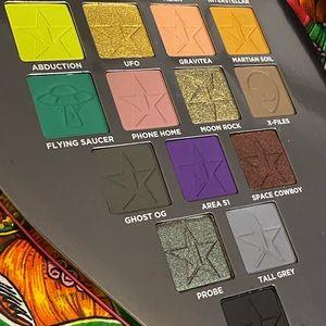 Jeffree Star Makeup - Jeffree Star Alien Palette